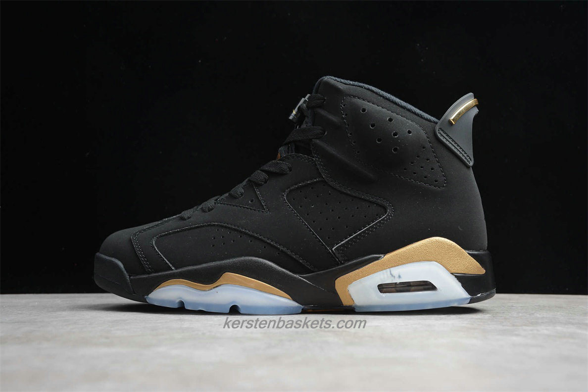 Chaussures Air Jordan 6 RETRO SE CT4954 007 Noir / Or